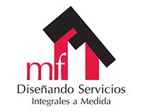 Imagen, web y merchandising MF