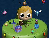 Link's World 3D