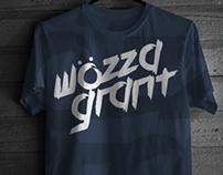 Wozza Grant T-Shirt Design