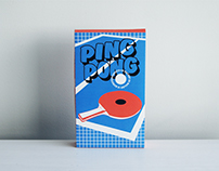 Ping Pong — Packaging