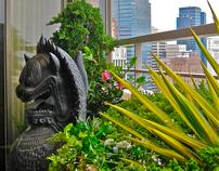 mw design group llc penthouse terrace garden