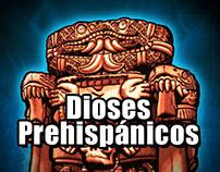 Lotería de Dioses Prehispánicos