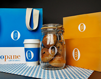 EuroPane Logo, Packaging, & Identity System