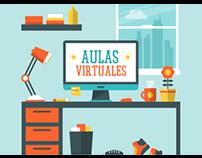 CURSOS VIRTUALES -DISEÑO WEB