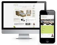 OpenBrook Website Design