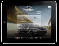 Portfolio Part3 : Toyota Mobility App