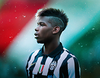 "New edit and retouch for "" Pogba """