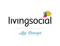 LivingSocial App Concept