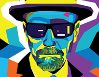 Mr. White / Heisenberg