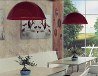 Interior Design -  ART CAFE