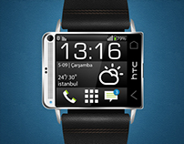HTC M2 one watch design