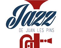 Logo Jazz de juan les pins