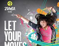 Zumba Kids Campaign Work