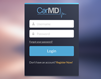 CarMD Desktop Login