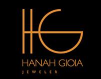 Hanah Gioia - Brand Identity