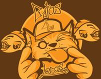 GATOS LOCOS 4 EVA