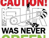 AntiFur Campaign_Typography