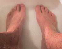 Foot Soak Illustration