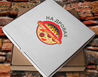 Pizza Corporate Identity.
