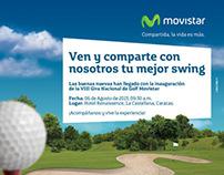 Movistar - Gira Movistar Golf 2013
