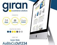 Giran Ecommerce Solutions - 2012