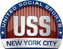 Social Sports in NYC - Fall 2013 Website Banners