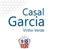 Casal Garcia // Proposta de novo rótulo