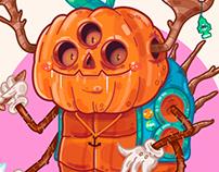 Pumpkin Roach.