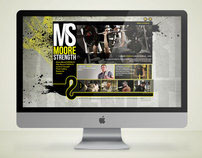 MooreStrength Website