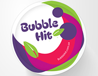 Logo and identity tapioca bubble tea