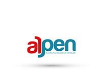 Alpen logo çalışması