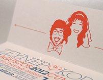 zeynep&koray - wedding invitation
