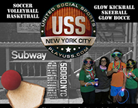USS NYC Fall 2013 Ad for TimeOut New York Magazine