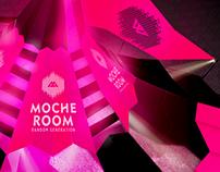 Moche Room - Identity & Tent