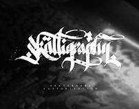 """""""Skalligraphy"""""""