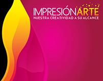 ImpresionArte - Logotipo