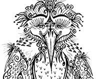 2013 Pen and Ink Illustrations (1)