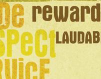 CFBISD Reward Certificate
