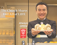 The Church Shares BREAD of LIFE