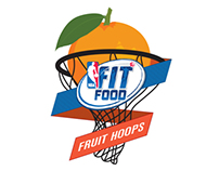 NBA Fruit Hoops