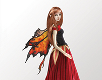 Dolls illustrations