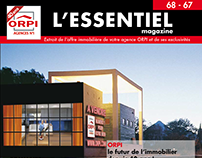 Magazine et supports ORPI rfi immobilier
