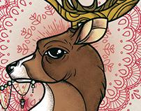 Deers Love