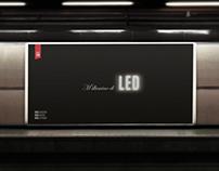 M'illumino di LED