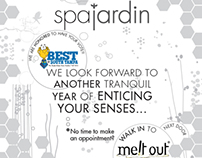 Spa Jardin: Best of South Tampa – Print Ad