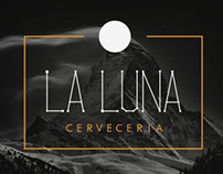 LA LUNA brand identity