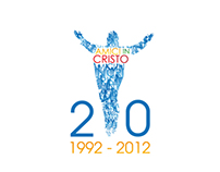 """Ventennale """"Amici in Cristo""""   2012/13"""
