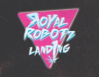 RoyalRobotz - Landing