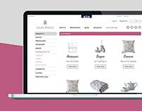 CASA MAGGI - WEBSITE