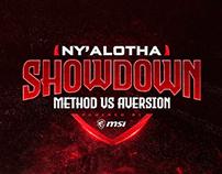 MSI x Method Ny'alotha Showdown